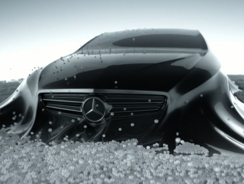 Mercedes Benz  «Sculpture»
